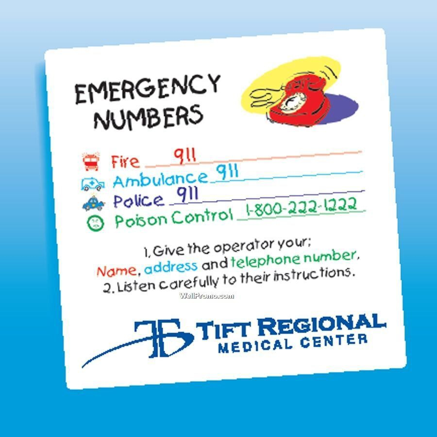 Get phone numbers of the parents, pediatrician, and emergency. If anything goes wrong or you have questions you'll need these!