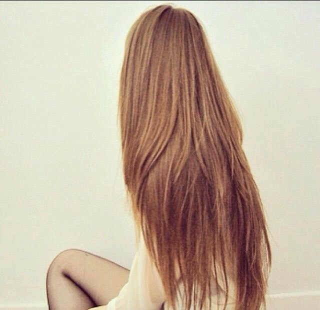 Do you want Long, Healthy, Shiny Hair? Well just keep following these simple steps to have long luxurious hair . 😋 💖
