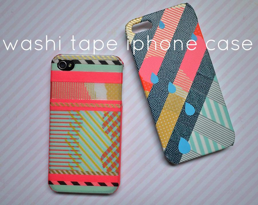 Musely for Washi tape phone case