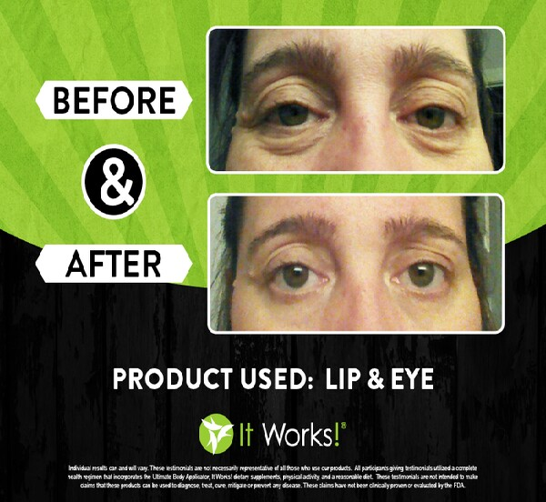Lip and Eye product, used to fix fine lines,  wrinkles, & crows feet