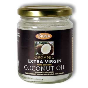 Coconut oil any kind