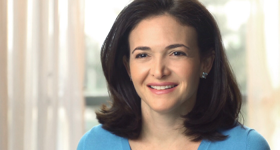 """Sheryl Sandburg (Facebook COO): turns her phone off at night. """"It's painful, but better to not be woken up at night."""""""