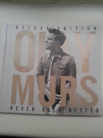 Olly Murs new Album 'Never Been Better' has lots of songs that will get you in the mood whenever you are having a bad day! This album includes singles such as Wrapped Up (feat. Travie McCoy), Up (feat. Demi Lovato) and the newest release single Beautiful To Me. This album is available to buy NOW