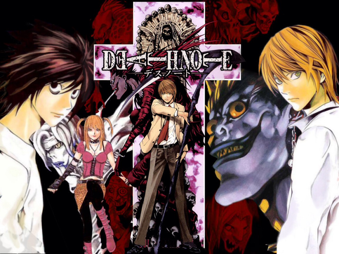 Death note. This is a must see. A brilliant college student finds a notebook that has the person whose name you write in it die. He ends up facing off with a brilliant detective in psychologically strategic battles.