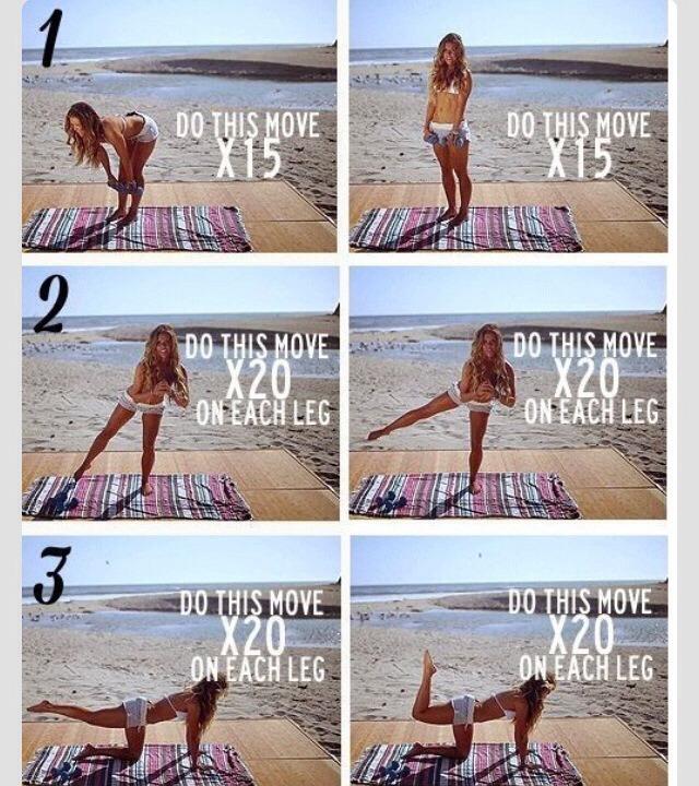 Tone it up! Stretch yourself to a bikini Body with yoga!!