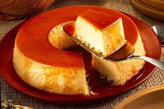 This traditional Brazilian dessert has its origin on the Portuguese cuisine.