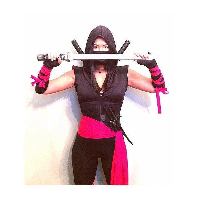 Costume: Ninja Ninja Hood Ninja hood ($1)