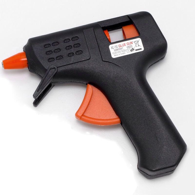 Hot glue gun.