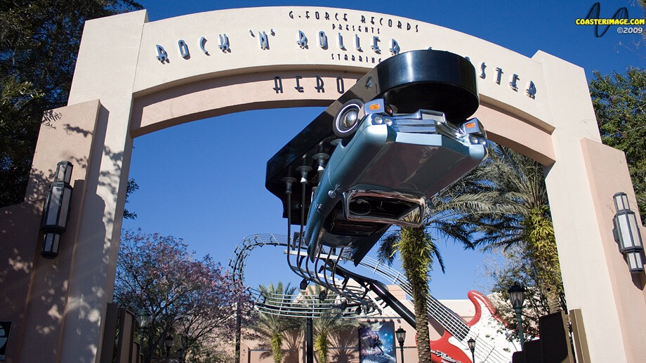 Disney's Hollywood Studios  •Beauty and the Beast Live on Stage •Fantasmic! •The Great Movie Ride •Rock 'n' Roller Coaster •Toy Story Midway Mania •A Frozen Sing Along Celebration
