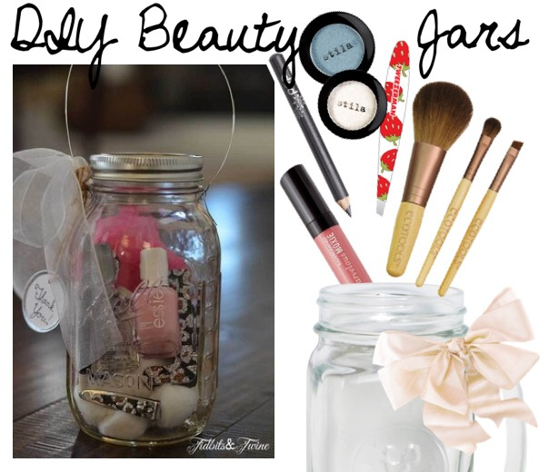 For that special makeup enthusiast. Fill with eyeliner mascara brushes ect.