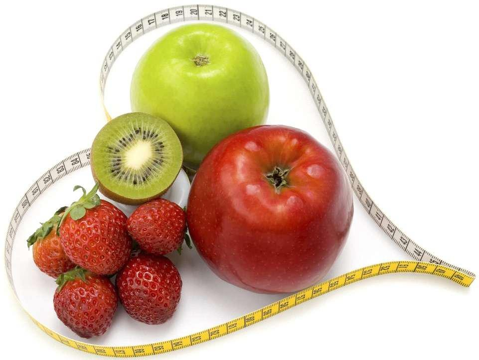 Eat lots of fruits like apples, strawberries, and kiwis. I love them!!