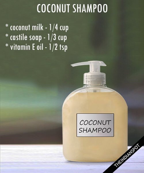 Best Homemade Natural Shampoo Recipes for Healthy Hair by