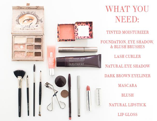 Everyday Natural Makeup Essentials By Karenn Musely