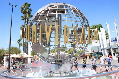 Universal Studios Hollywood Big movie-themed amusement park