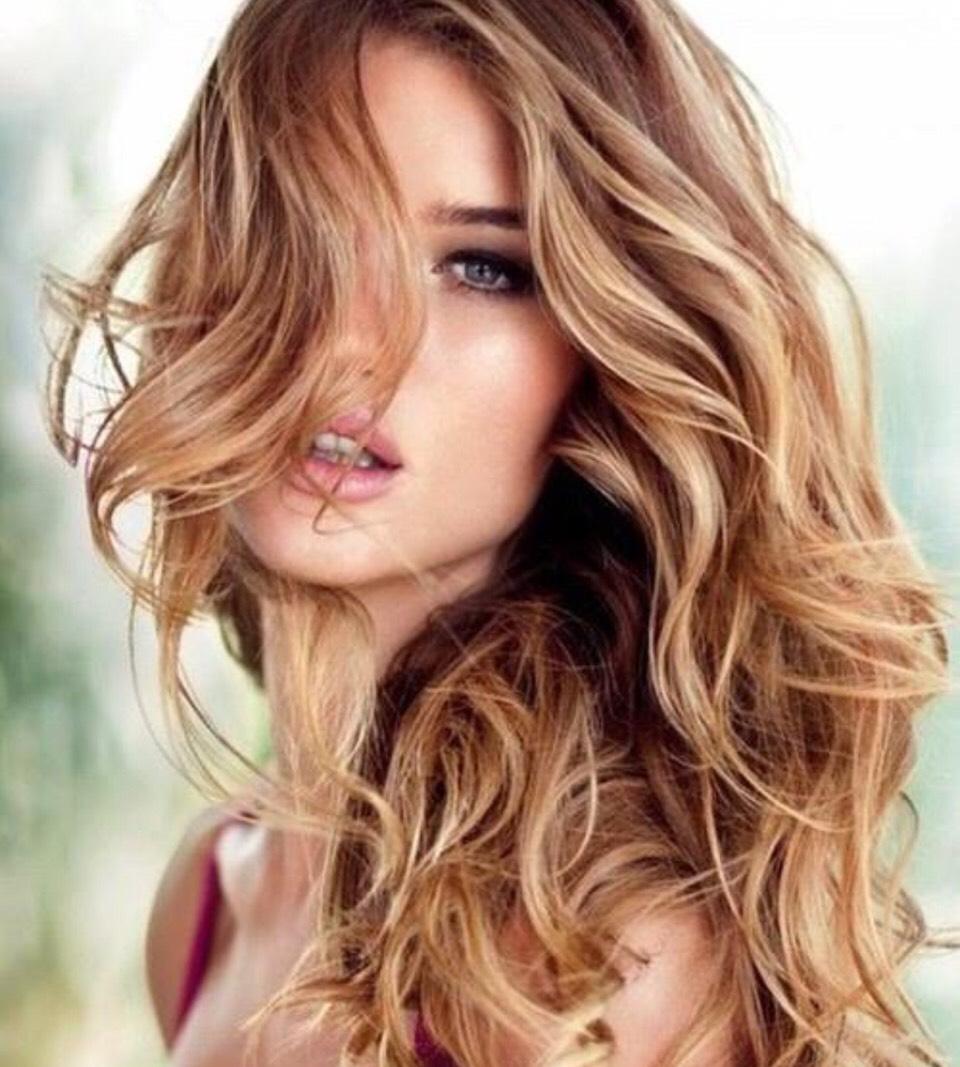 Waves, curls, etc.