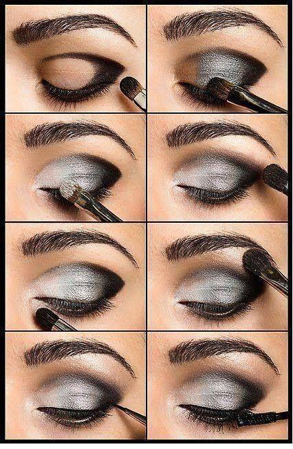 the best smokey eye to make your eyes pop