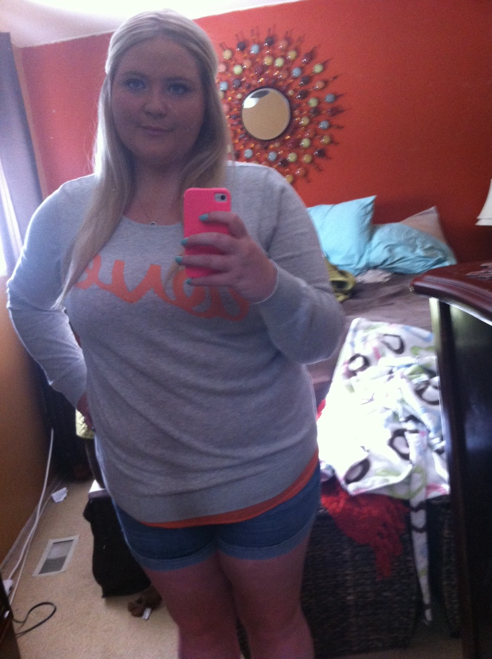 In unhappy with my weight and the way I look!, happiness is a choice and my weight loss journey starts today!