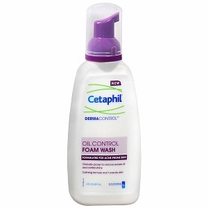 The dermatologist gave me this face wash. It's gentle and works great!