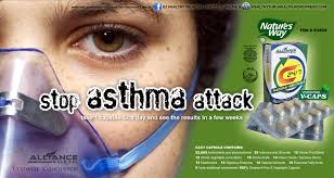 Why would you stay suffering from asthma if you have a choice to b better