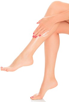 Dry skin then immediately use lotion or oil then leave it over night