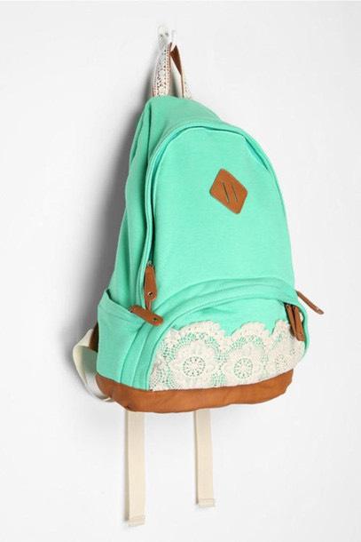 2.Have a cute school bag