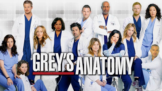 Greys anatomy If your into shows that not only show doctors and medical emergencies but the doctors lives and relationships this is definitely for you. These characters save lives everyday whilst facing their own dark secrets.