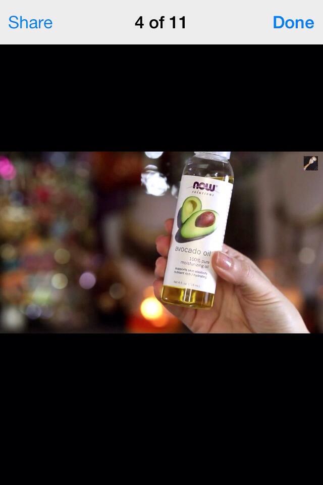 Avacardo oil
