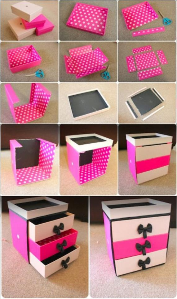 Create your own storage