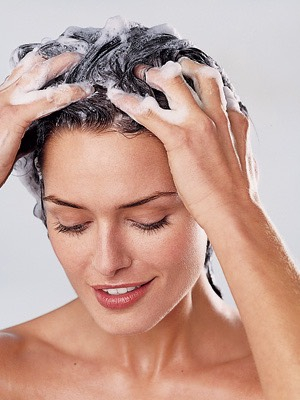 Tip 6:  Only shampoo the roots not the ends of your hair.