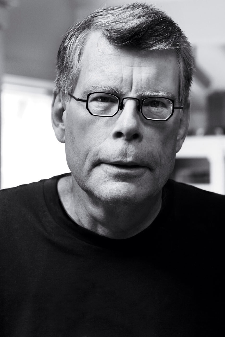 """Stephen king: a little OCD ritual. He always washed his hands and made sure his pillows faced a certain way. He confesses to not knowing why, he just believes  """"the open side of the pillow case is supposed to be pointed in toward the other side of the bed."""""""