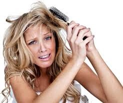 You don't need a hair brush and do not do this with wet hair otherwise it will create a bigger mess