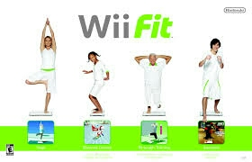 Wii fit allows you to strengthen your body control, helped your flexibility, and do some relaxing yoga. it also maps your BMI and weight,  it does require the balance board.