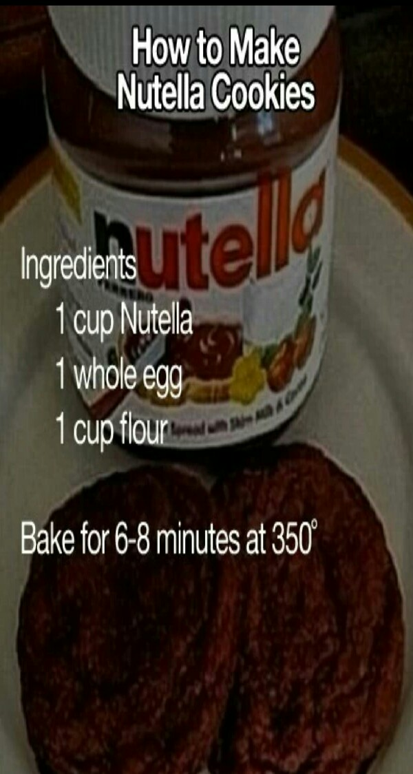 3 ingrediants, 6 minutes! I think you can do it!