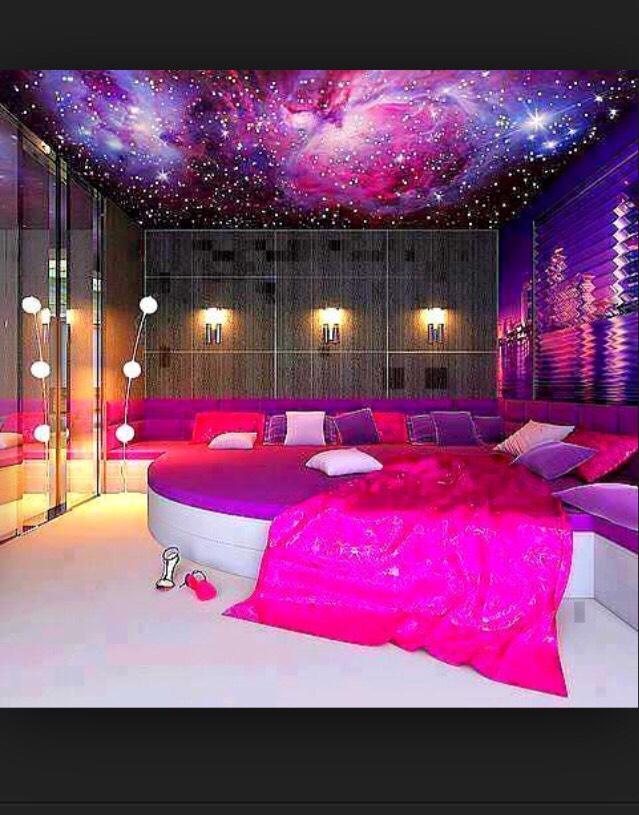 Galaxy ceiling