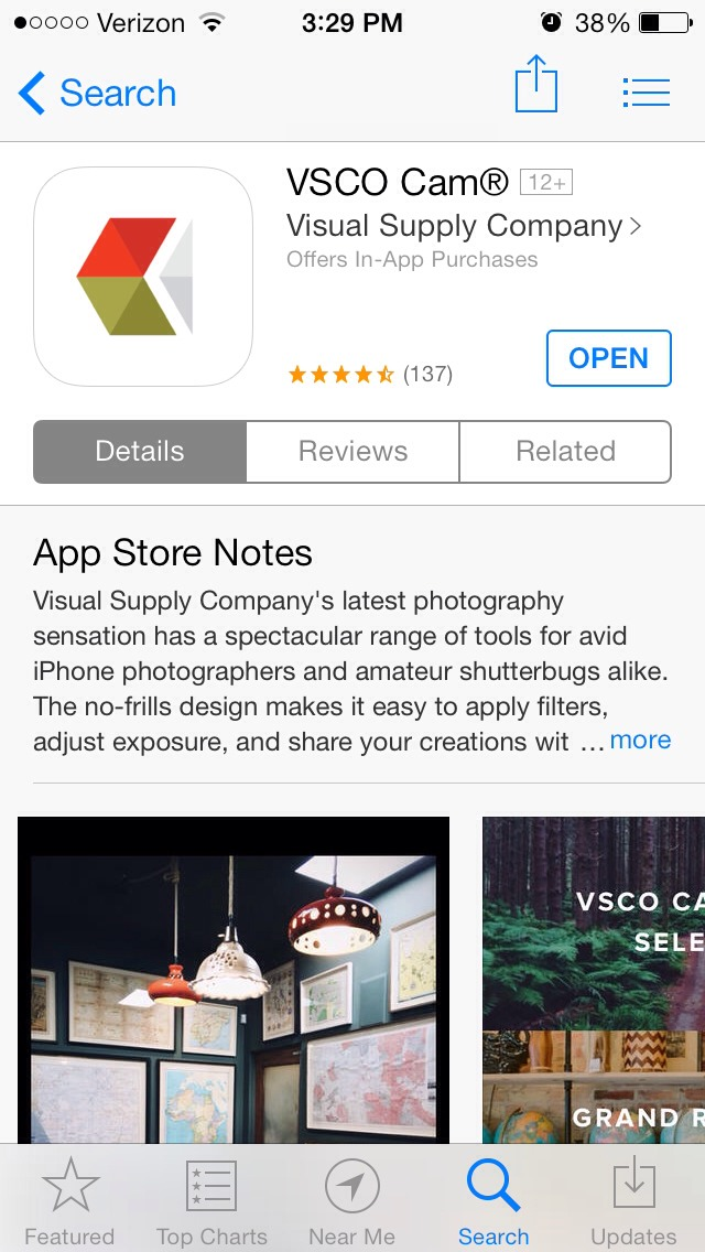 VSCO CAM (free)  This app has the best filter selection by far !