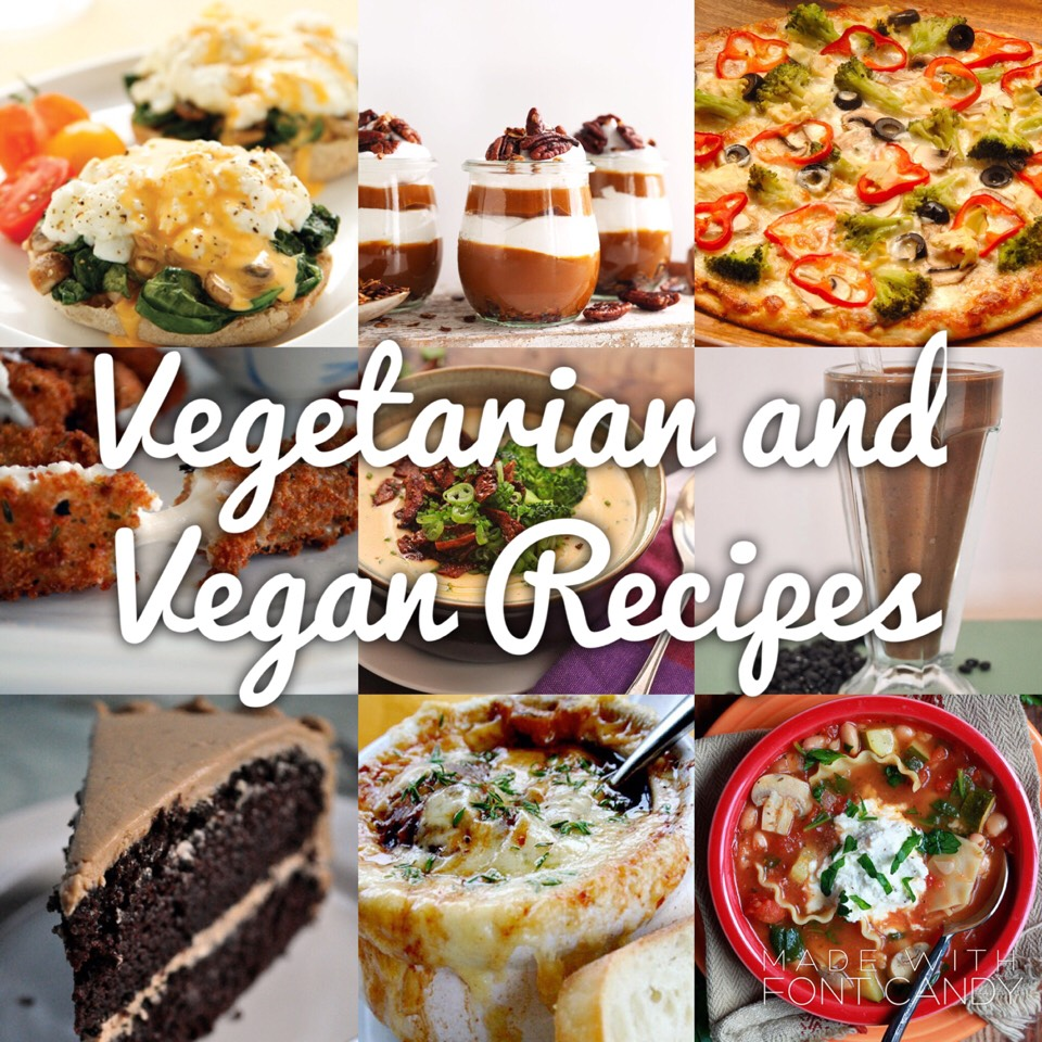 Join this group for more vegan/vegetarian recipes!