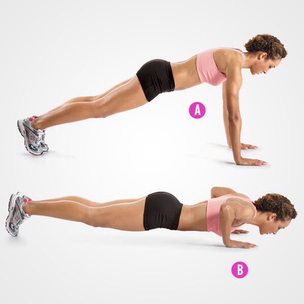 MOVE 2  Pushup