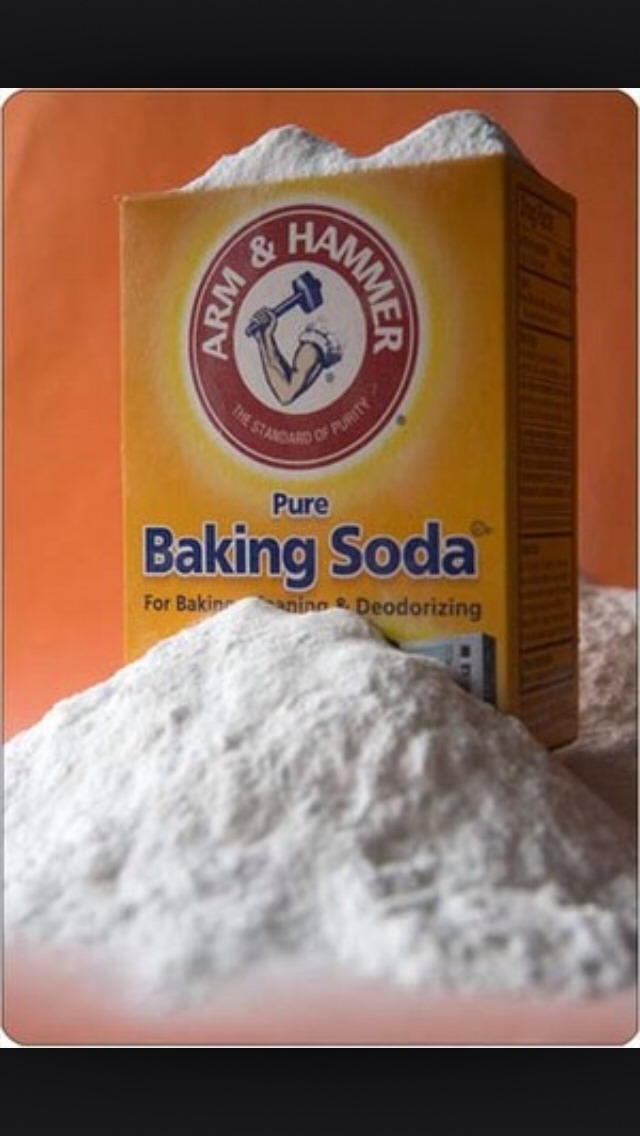 All you need for fast relief is a couple table spoons of backing soda...