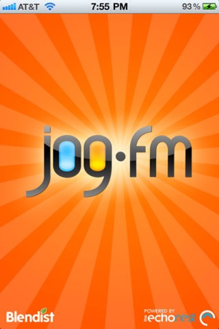 """An app like Jog.fm will play music from your library to match your pace. There are also """"speed"""" buttons if you want to go faster.Please tap for full view."""