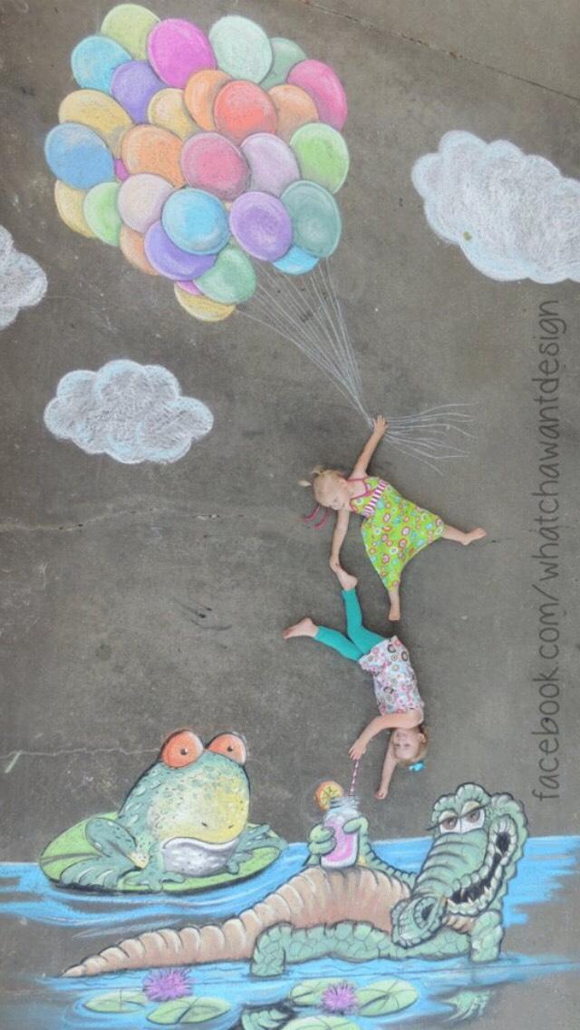 More chalk ideas