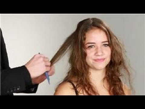4.after sleeping you wake up with tangled hair you go and untangle it with a brsh that wont pull out your hair