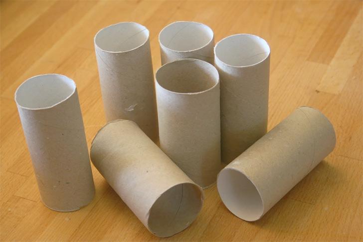 Toilet Paper Tube