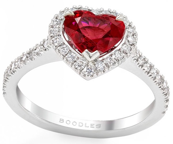 """#4 gift """"nice ring with heart"""""""