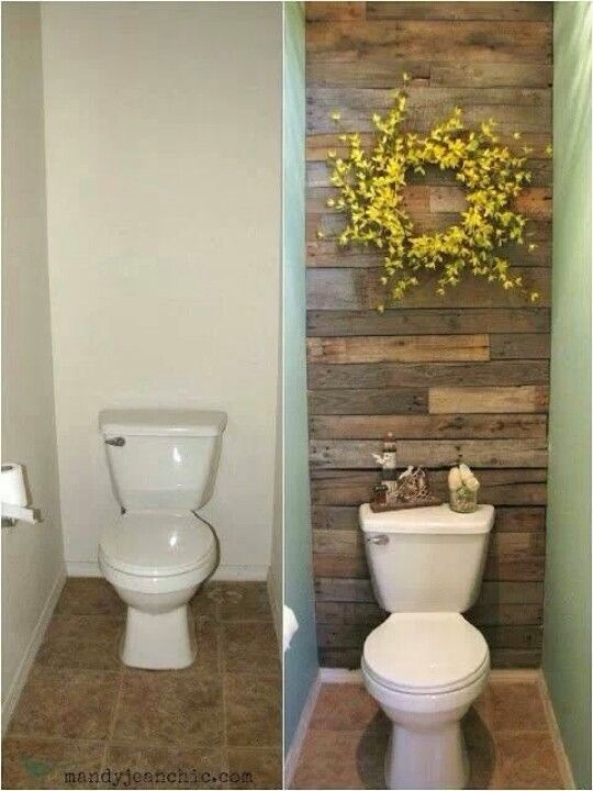 Cheap way to remodel your bathroom!