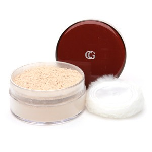 next apply a layer of cover girl loose powder to match your skin tone💋