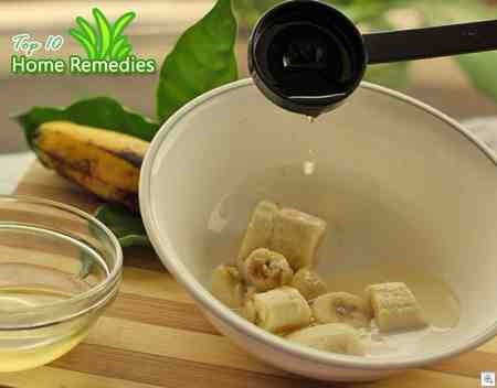Add one tablespoon of coconut oil. You may add another tablespoon of oil if you are prone to dry, frizzy hair.