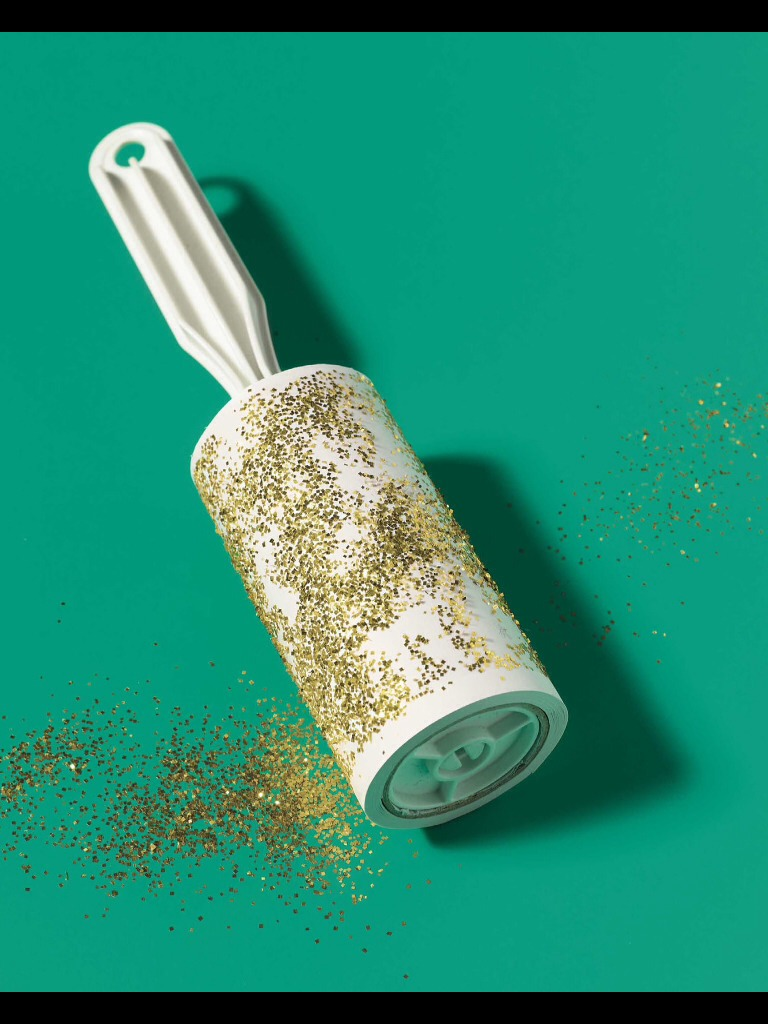 Use a Lint roller!