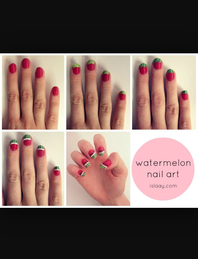 Watermelons!  🍉