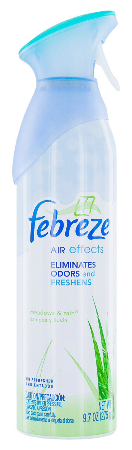 Save your febreeze bottle...