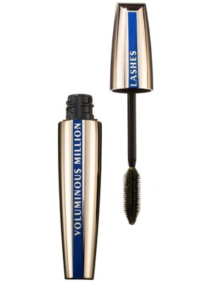 (L'oreal's Voluminous Million Lashes, its waterproof and it makes your eyelashes look fuller! I recommend it!)